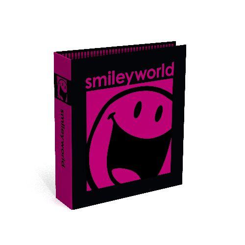 Biblioraft A4,8cm,Smiley World