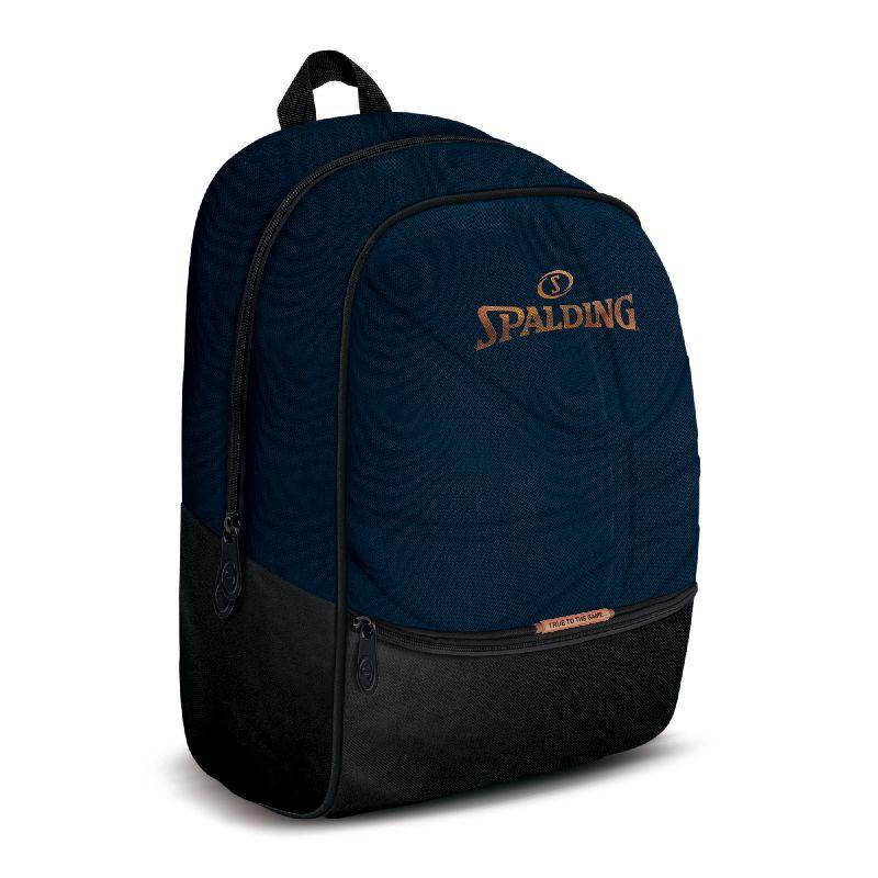 Rucsac 30x18x43cm,Spalding,albastru