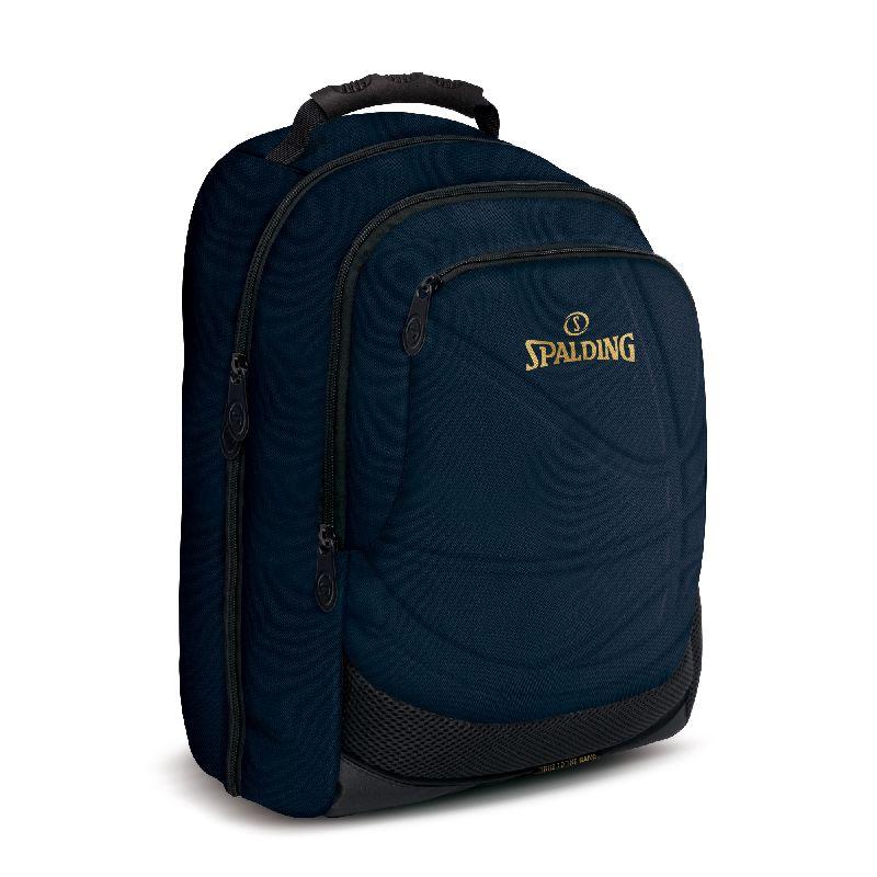 Rucsac 30x20x43cm,Spalding,albastru