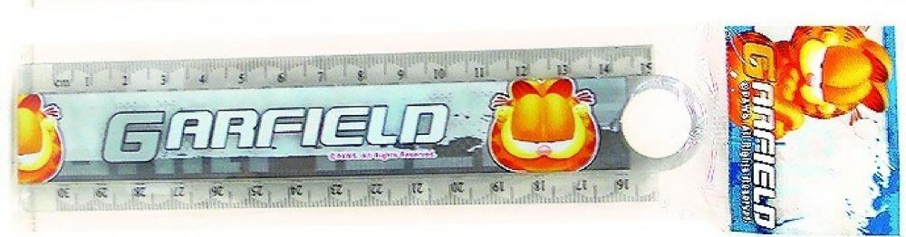 Rigla 15cm,Garfield