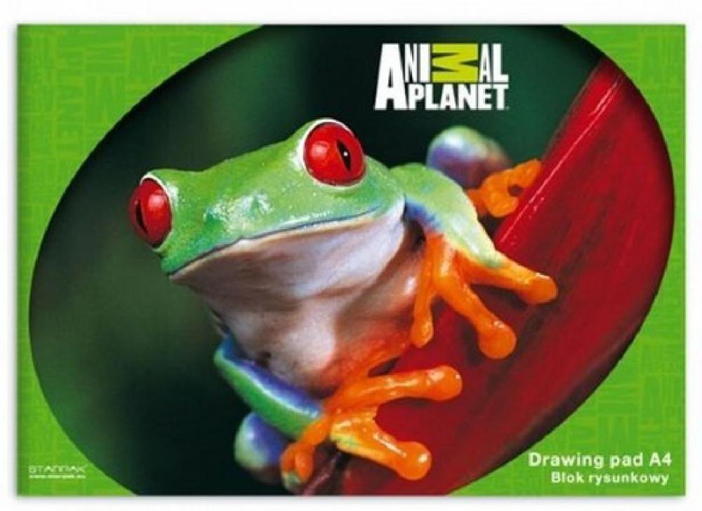 Bloc desen A4,Animal Planet