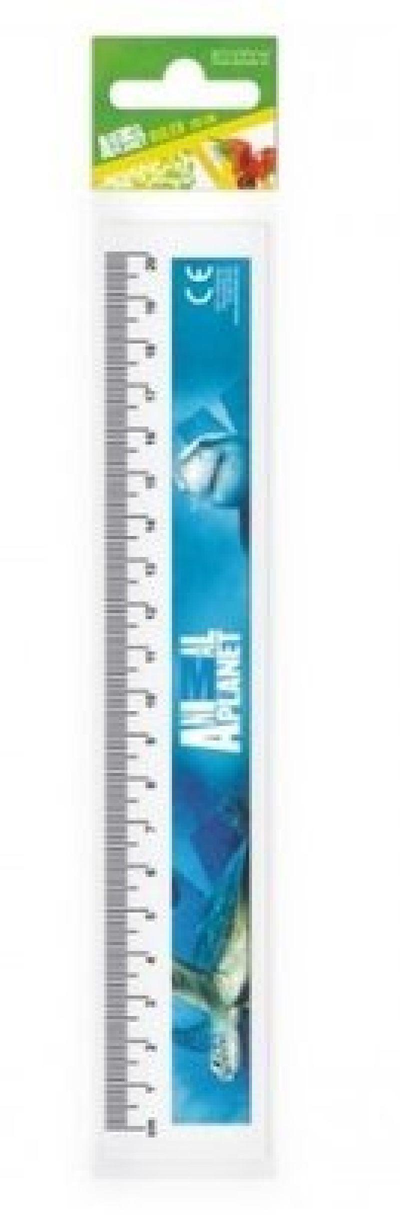 Rigla 20 cm,Animal Planet