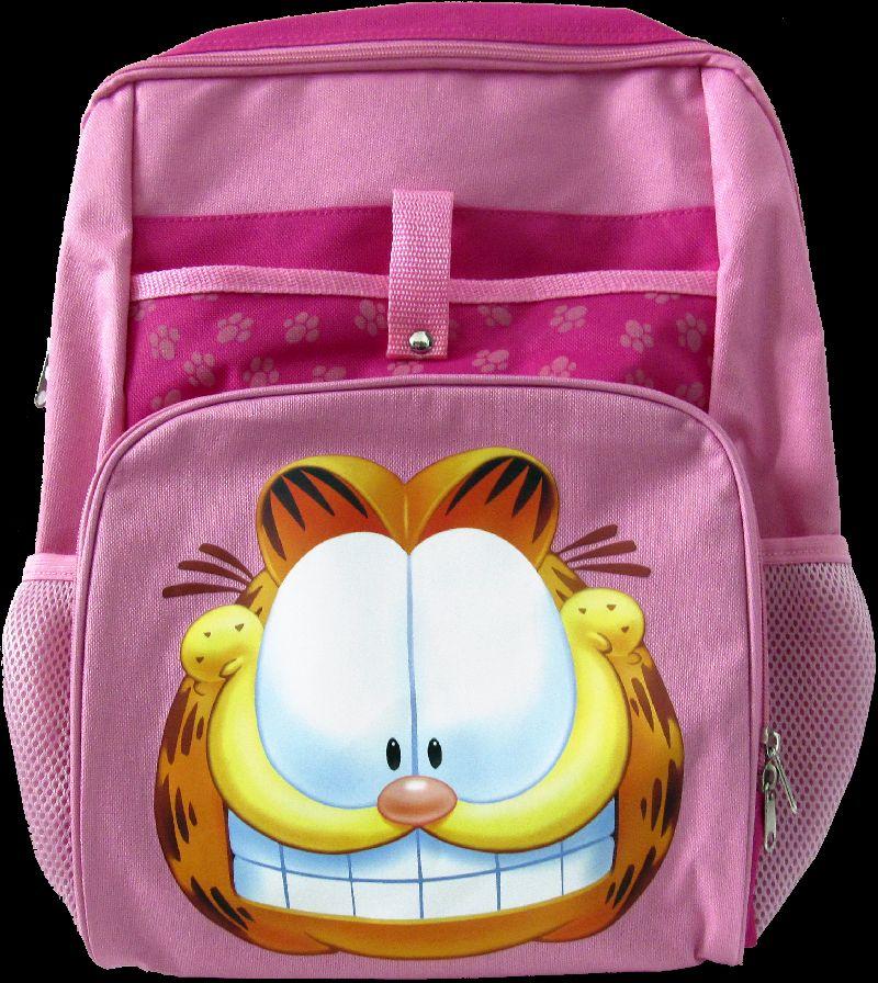 Ghiozdan Garfield,30392,magenta