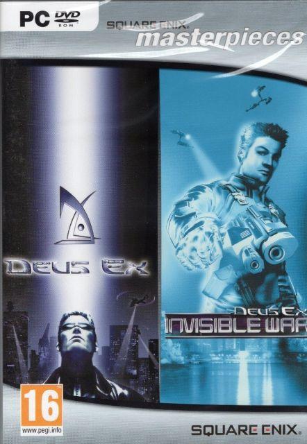 DEUS EX & DEUS EX INVISIBLE WAR PACK - PC