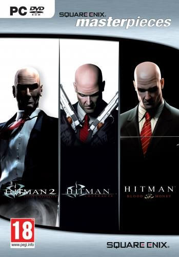 HITMAN TRIPLE PACK - PC