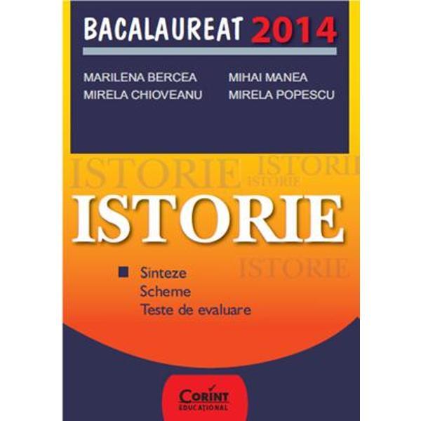 BACALAUREAT 2014 ISTORIE