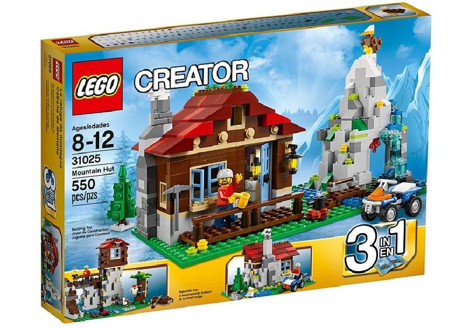 Lego CR Coliba de munte