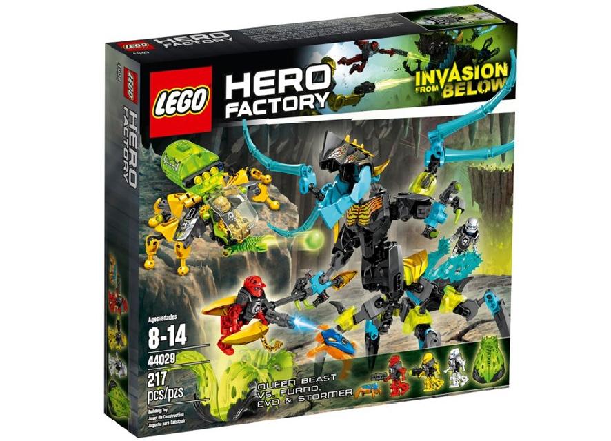 LEGO HF Bestia Queen vs. Furno