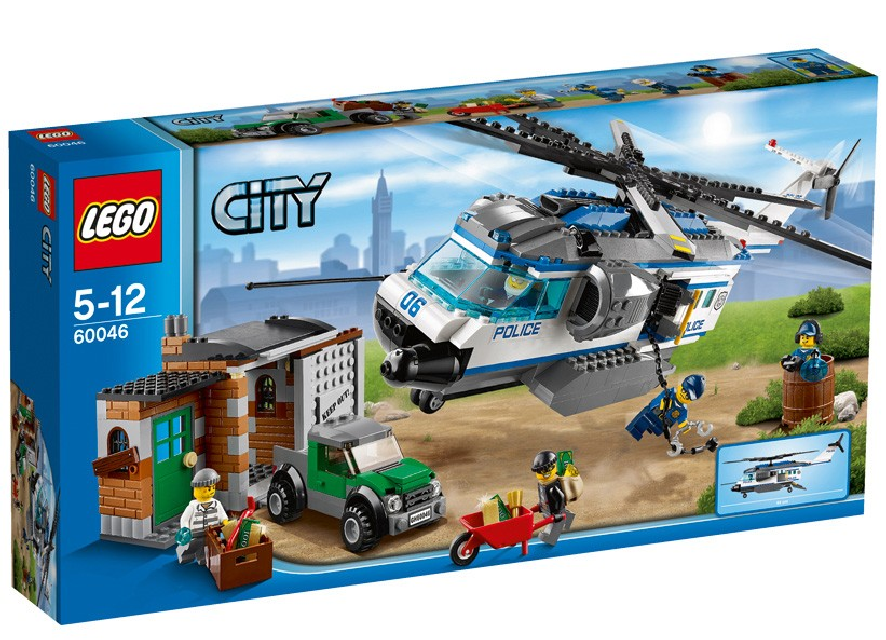 Lego City Elicopter