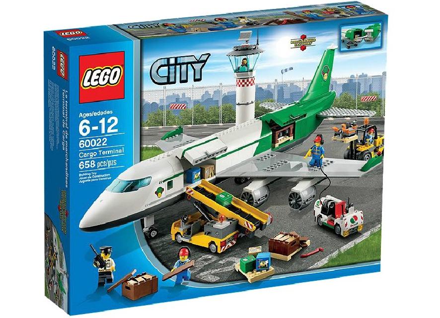 Lego City Terminal de marfa