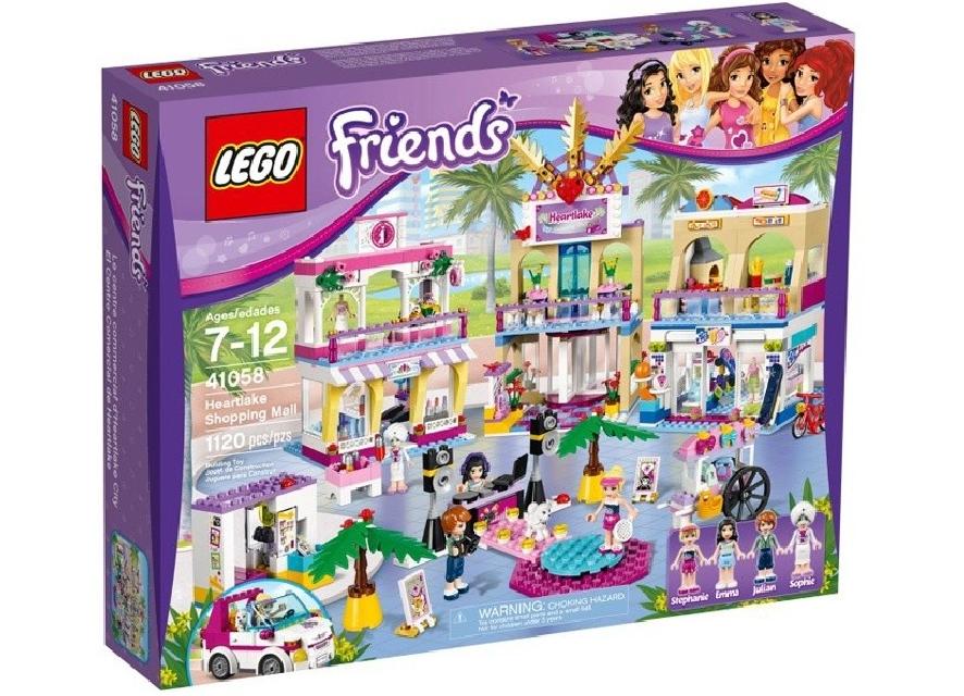 Lego FR Centrul comercial