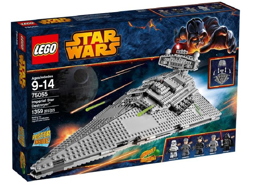 Lego SW Imperial Star Destroye