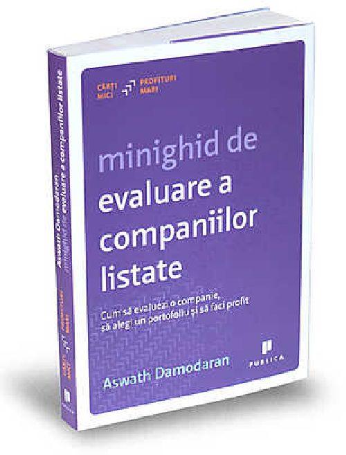 MINIGHID DE EVALUARE A COMPANIILOR LISTATE