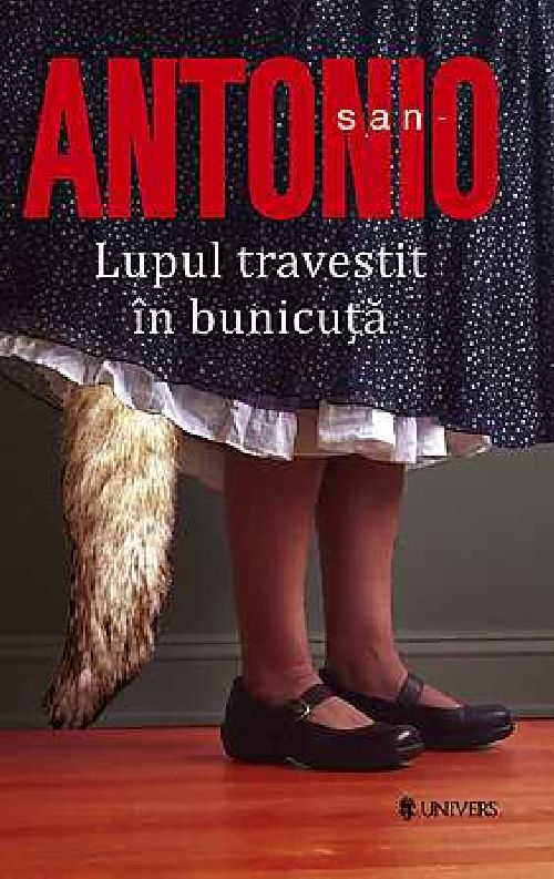 LUPUL TRAVESTIT IN BUNICUTA