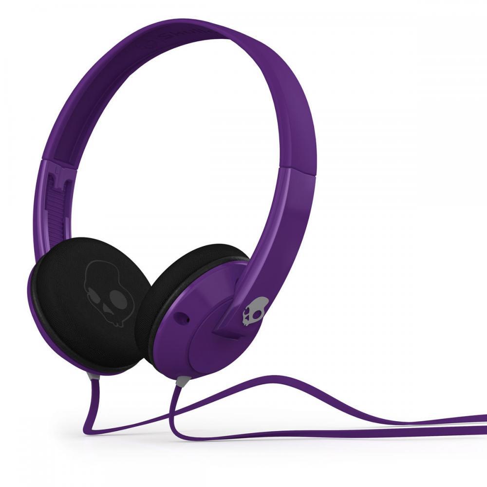 Casti Skullcandy Uprock Athletic Purple/Gray