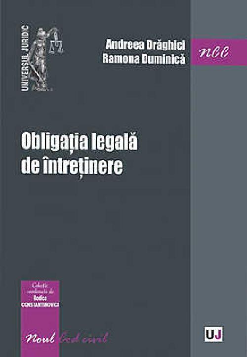 OBLIGATIA LEGALA DE INTRETINERE