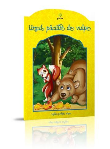 URSUL PACALIT DE VULPE/ PCC.STANTATE.14