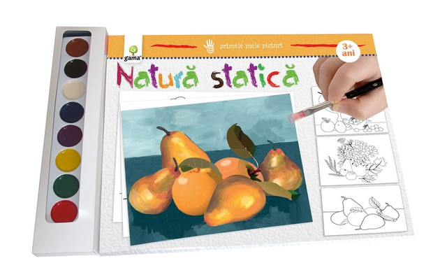 NATURA STATICA/ PRIMELE MELE PICTURI