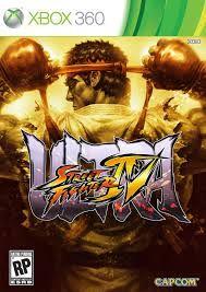 ULTRA STREET FIGHTER 4 - XBOX360