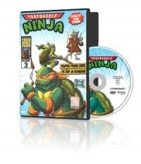 Testoasele Ninja-DVD3