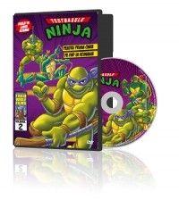 Testoasele Ninja-DVD2