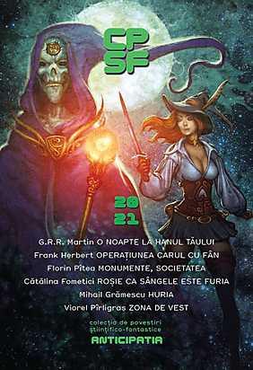 COLECTIA DE POVESTIRI SF NUMARUL 20-21