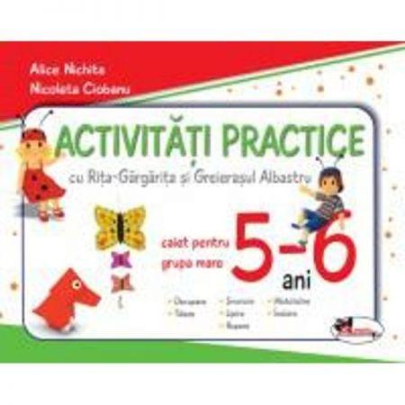 ACTIVITATI PRACTICE GRUPA MARE 5-6 ANI