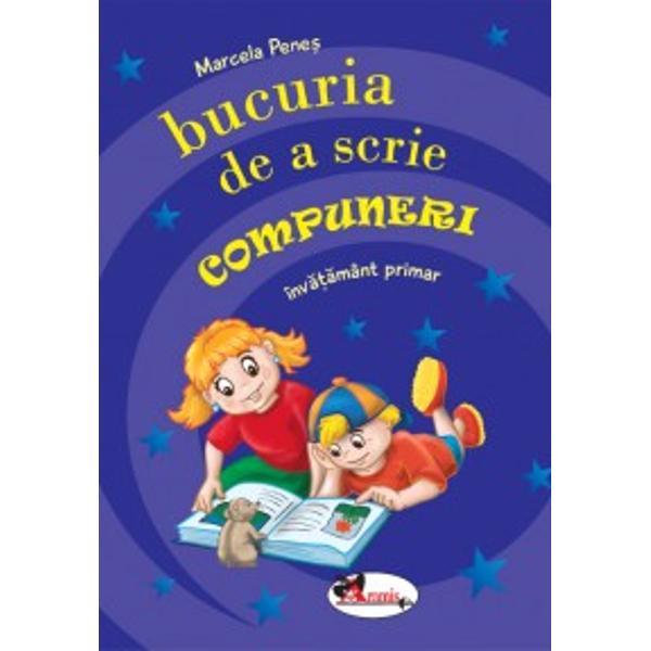 BUCURIA DE A SCRIE COMPUNERI - MARCELA PENES
