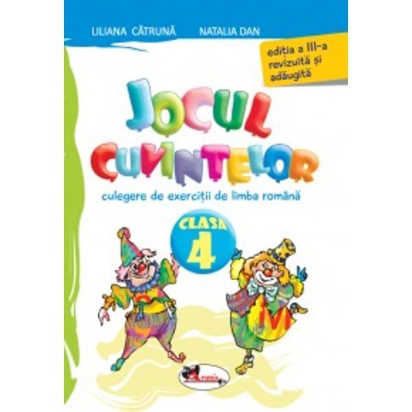 JOCUL CUVINTELOR - LILIANA CATRUNA, NATALIA DAN (EDITIA A III-A REVIZUITA)