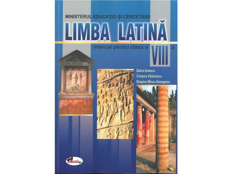 LIMBA LATINA - MANUAL VIII