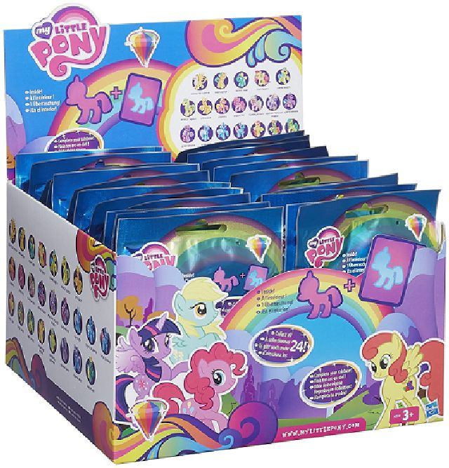 My little pony kiosk pony