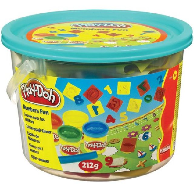 Play Doh mini bucket asst