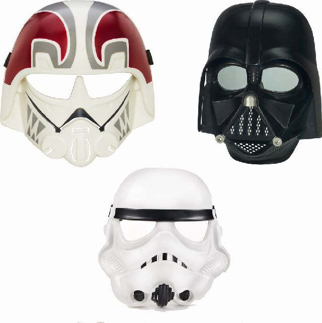 StarWars rebels mask ast