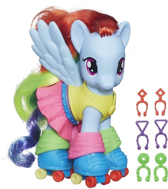 My little pony fashion accessory