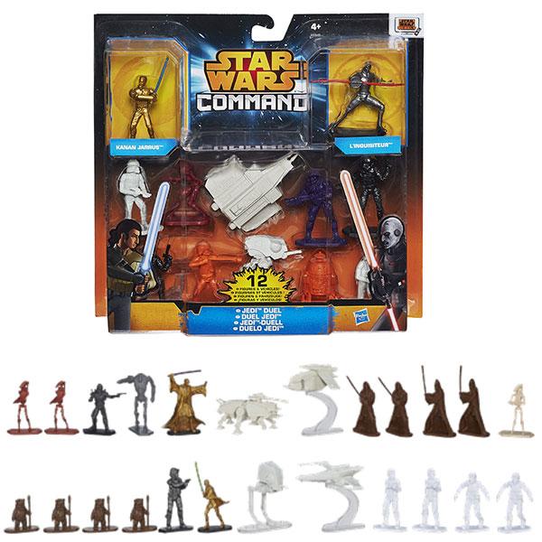 StarWars rebels command versus packs