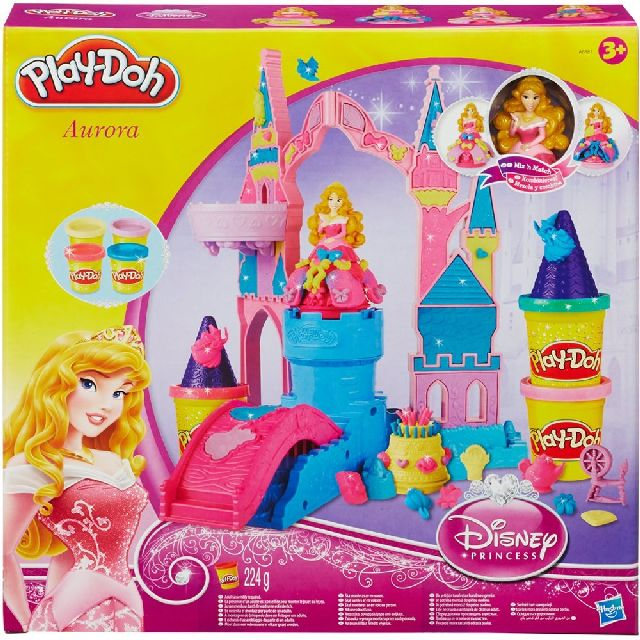 Play Doh magical designs palace