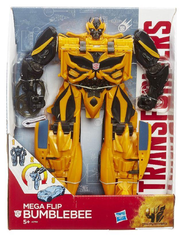Transformers  mv4 mega one step bumblebee
