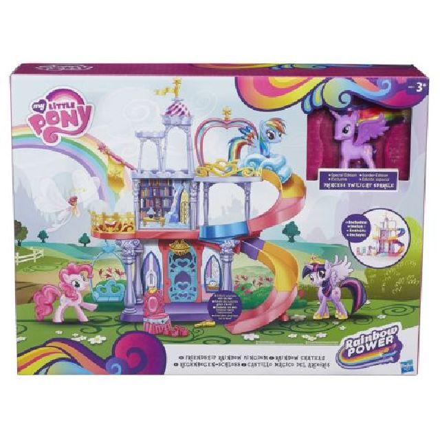My little pony twilight sparkles rainbow kingdom