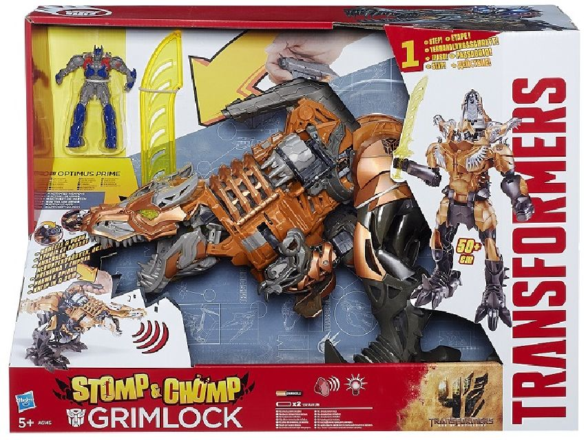 Transformers chomp grimlock