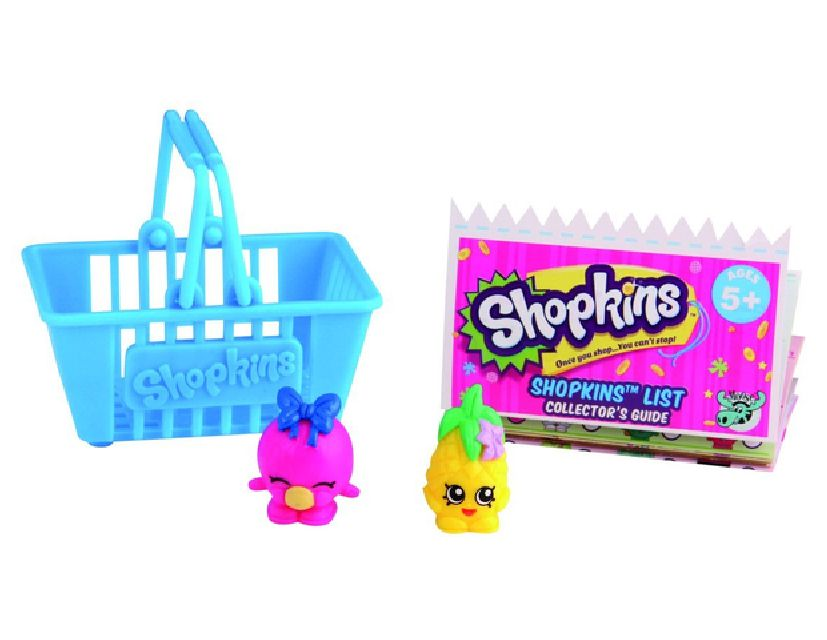 Figurina shopkins 2 buc/set