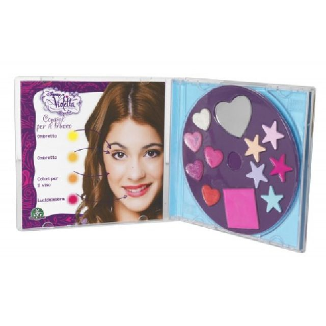 CD make up Violetta