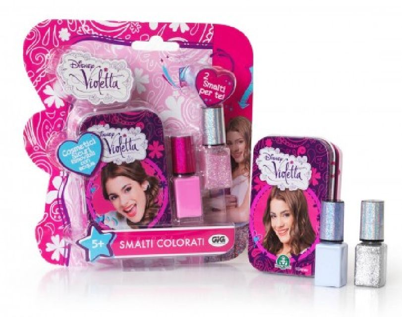 Kit manichiura Violetta