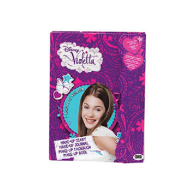 Jurnal make up Violetta