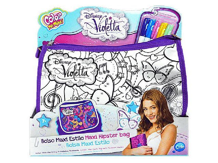 Set creatie ColorMe,geanta umar,Violetta