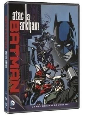 BATMAN, ATACK LA ARKHAM