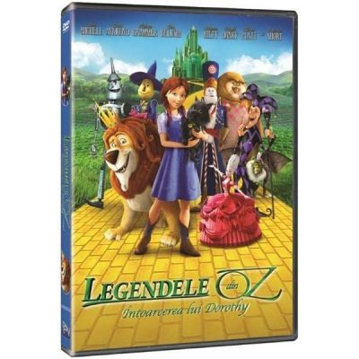 LEGENDS OF OZ: DOROTHY'S RETURN - LEGENDELE DIN OZ: INTOARCEREA