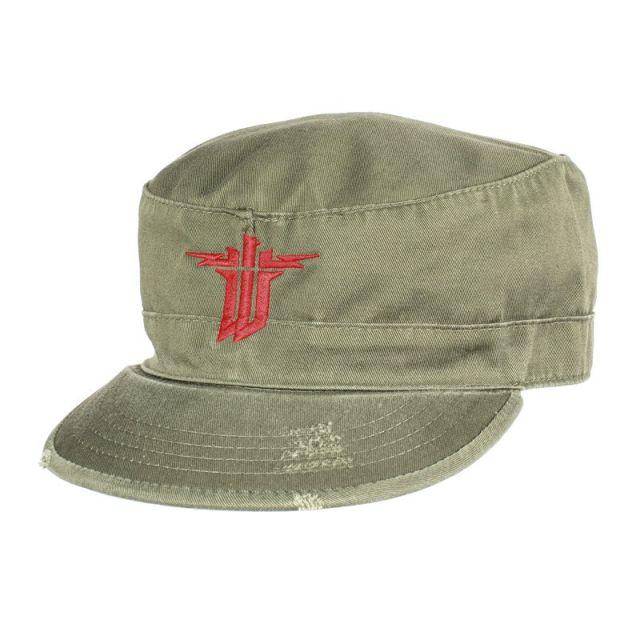 Wolfenstein The New Order Cadet Cap Logo