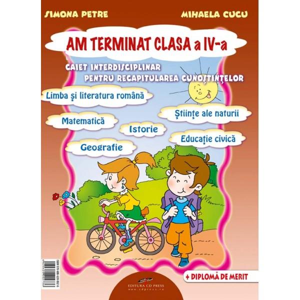 CAIET LIMBA SI LITERATURA ROMANA IV