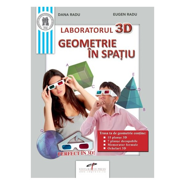 LABORATORUL 3D. GEOMETRIE IN SPATIU