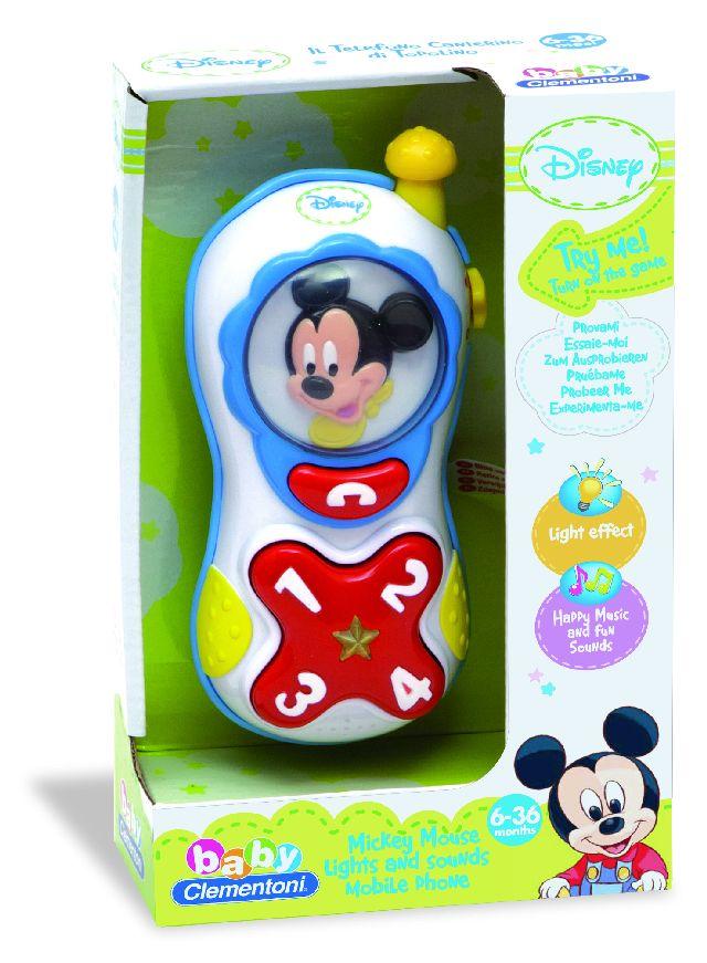 Telefon mickey mouse